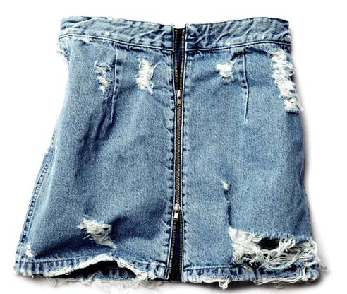 Acne 'Finest Trash' Skirt