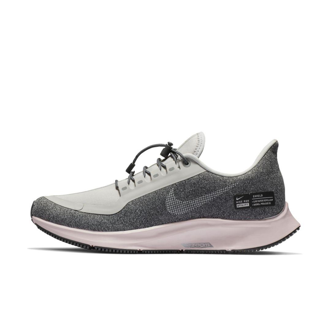 Nike Air Zoom Pegasus 35 Shield Water-Repellent Women's ...