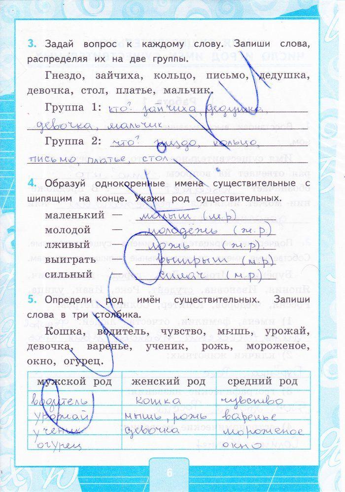 Гдз по русскому и математике