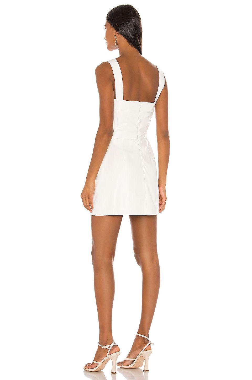 Amanda Uprichard Ace Dress In White Leather Sponsored Aff Ace Leather White Uprichard White Dress Amanda Uprichard Dresses [ 1450 x 960 Pixel ]