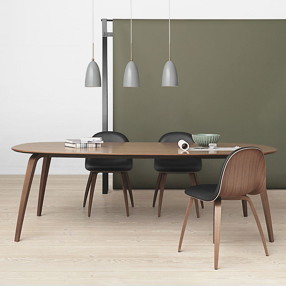 Elliptical Dining Tables