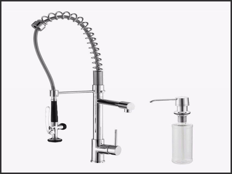 kraus kitchen faucet replacement parts