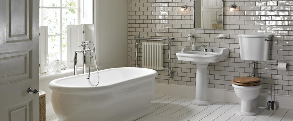 Modern heritage bathroom google search modern heritage for Bathroom ideas edwardian