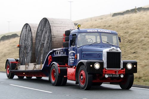 Scammell BAW 850B