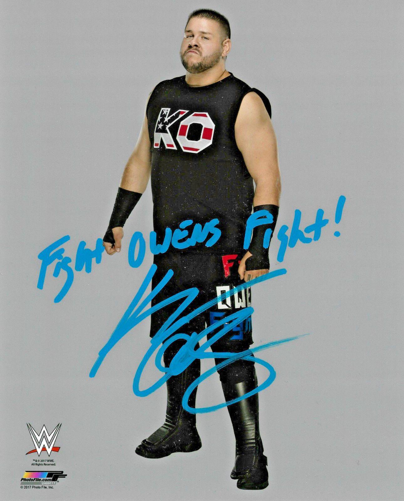 Dolph Ziggler Signed 8x10 Photo COA WWE WCW WWF Wrestling Photofile 2