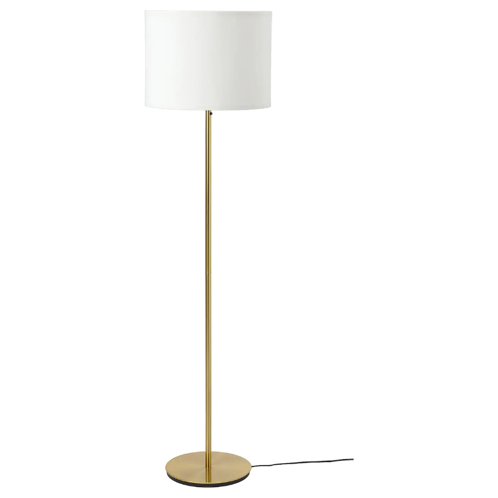 RINGSTA SKAFTET Table lamp white