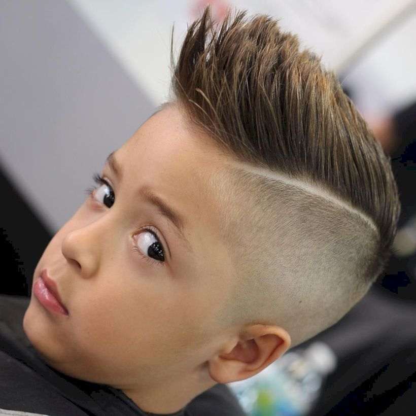32 Cool Kids Haircuts For Boys Hair Cuts For Ayden Pinterest