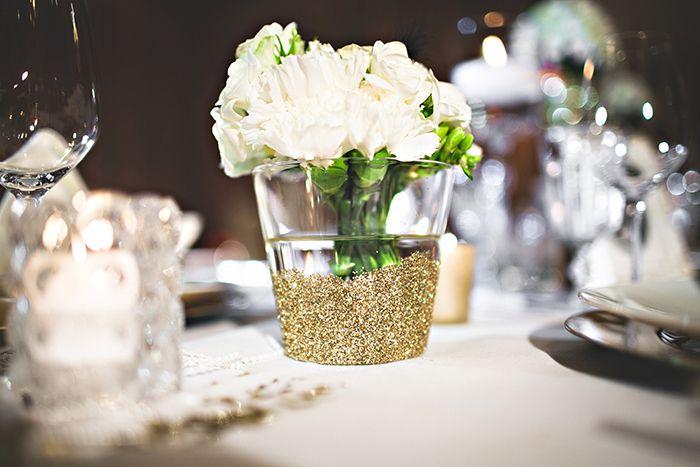 Hochzeitsinspiration im 20er Jahre Stil | Friedatheres.com