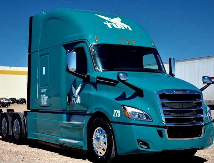 Freightliner Cascadia Freightliner Trucks Freightliner Big Rig Trucks