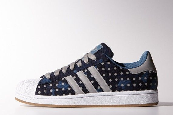"huge discount 2028e d982a adidas Originals Superstar II ""Camo Dot"" Pack"