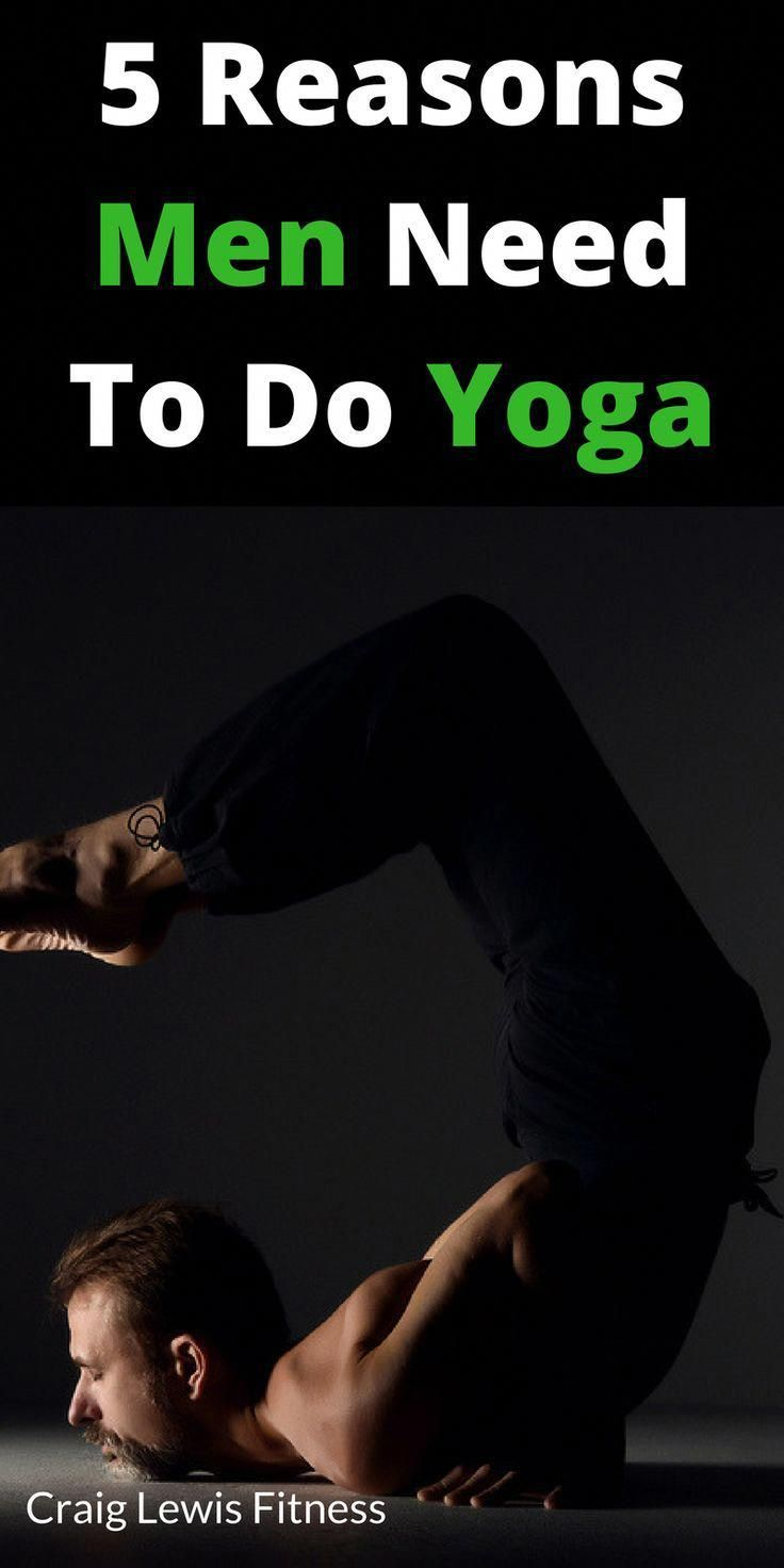 menstyle yoga yogainspiration fitness