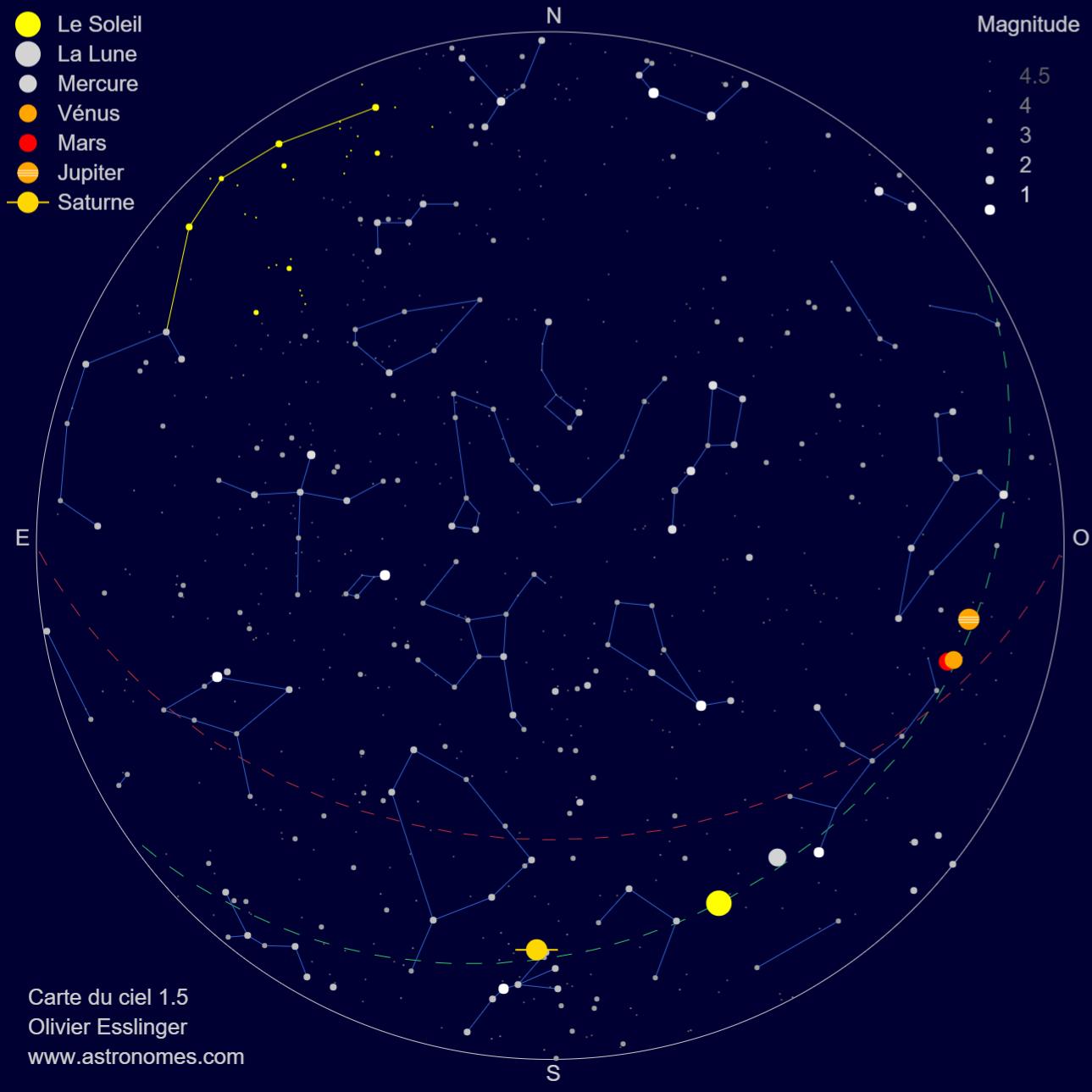 la carte du ciel Carte du ciel | Carte du ciel, Ciel, Carte