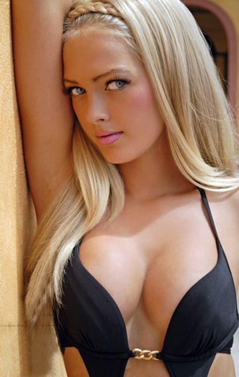 Hot blond photo 62