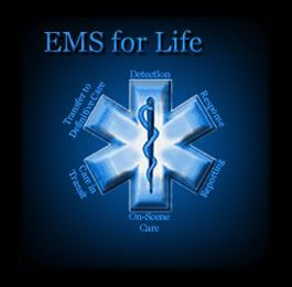 EMS for Life, each point on the star has a meaning.