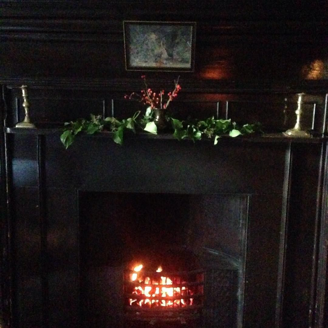 Seasons greetings from Dove Cottage. lakedistrict