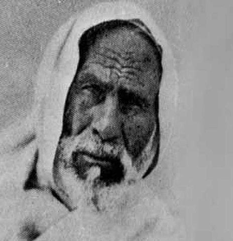 Omar Mukhtar Arabic عمر المختار Omar Al Mukhtar 20 August 1858 16 September 1931 Of The Lion Of The Desert Black Aesthetic Wallpaper Historical Figures