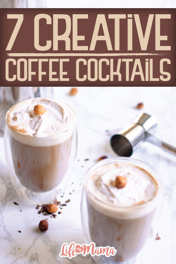 7 creative coffee cocktails coffee recipes creative