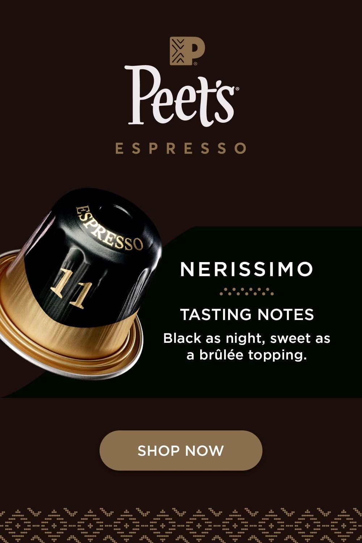 Peet's Bold, Dark Espresso Capsules Capsule, Espresso