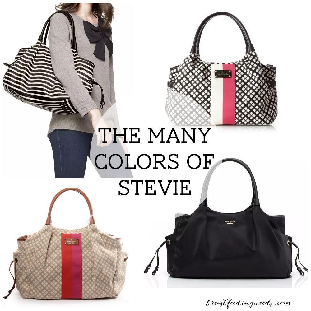 Kate Spade Stevie Diaper Bag