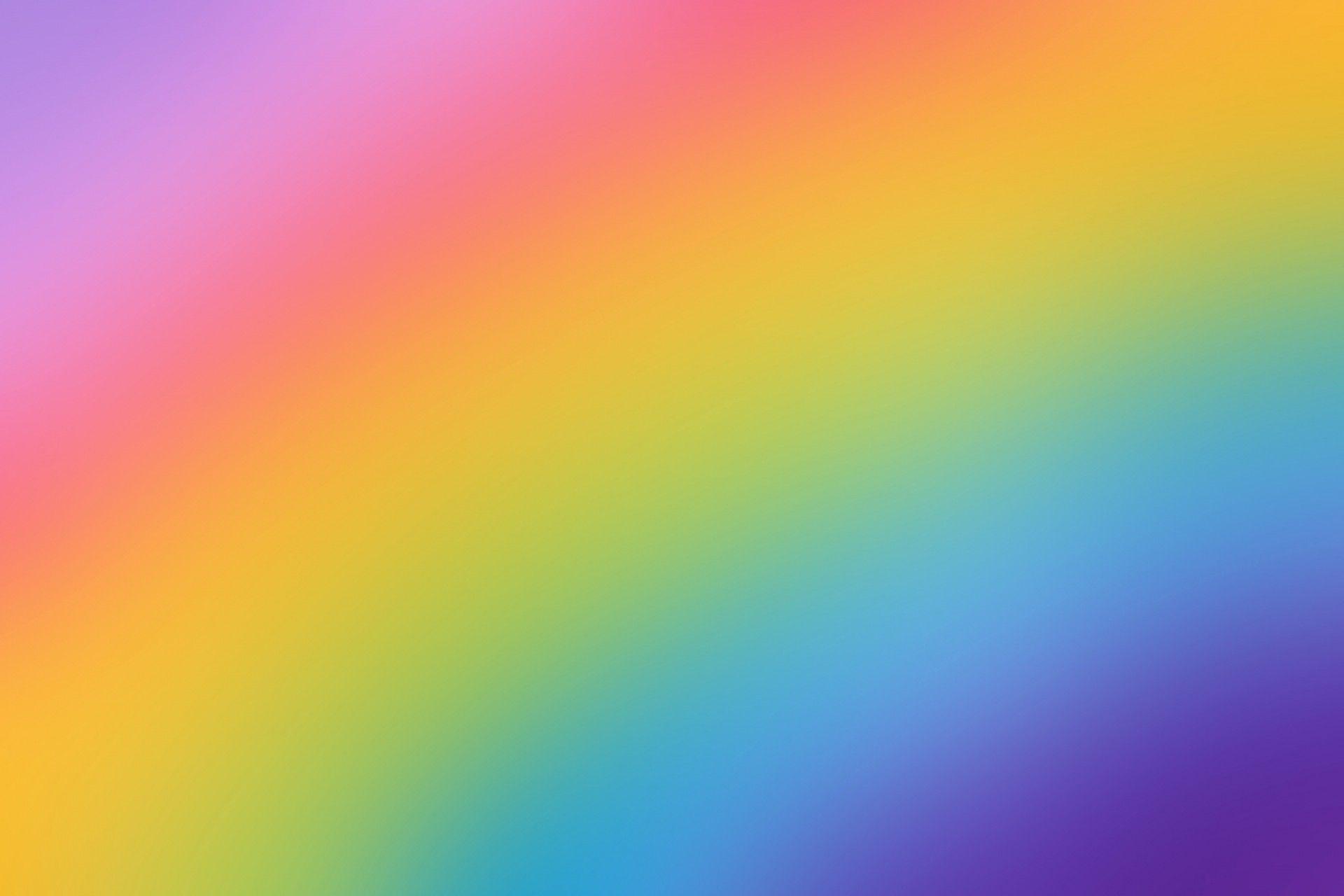 Rainbow Colors Background Free Stock Photo Dengan Gambar