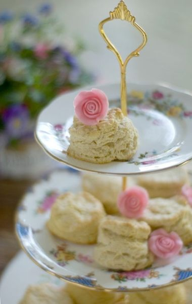 Scones with a twist