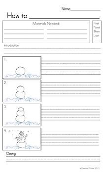 How To Writing | writing | Second grade writing, Writing