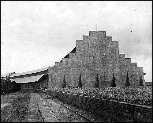 Hans Poelzig Chemical Fabric Lubon Superphosphatschuppen 2 1909 1912 Hans Poelzig Architektur Und Backstein