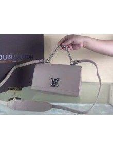 a4b208511670 Louis Vuitton Lockme II BB Galet
