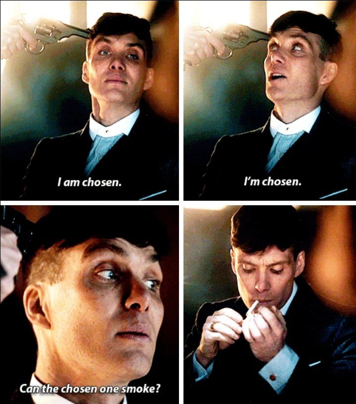 Peaky blinders - Tommy is such a badass