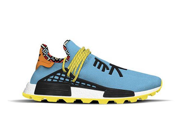 3c5c798e Pharrell adidas NMD Hu Inspiration Pack - Информация о выпуске |  SneakerNews.com