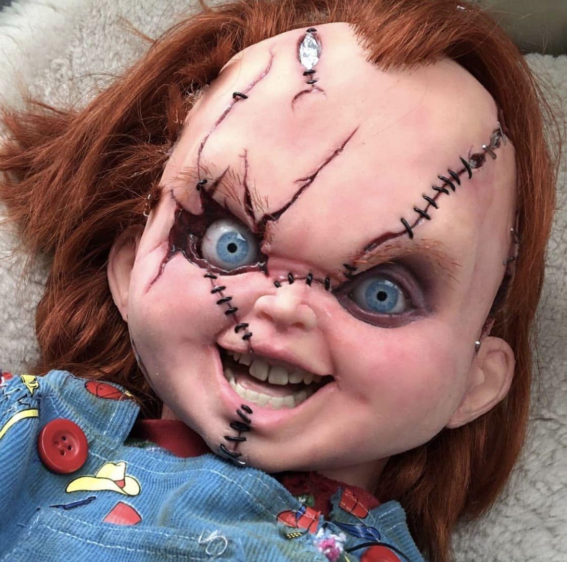 Pin by Raider Chucky on Chucky Chucky, Cool halloween