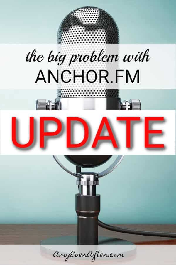 An important update to the Anchor podcasting app Podcast