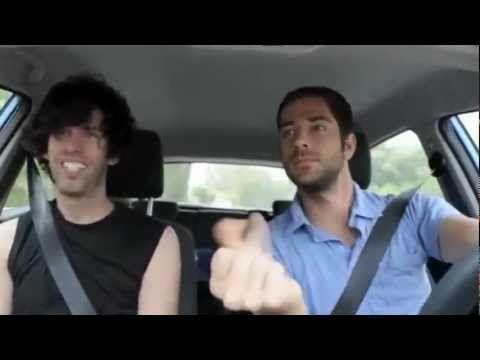 Zachary Levi singing Telephone by Lady Gaga