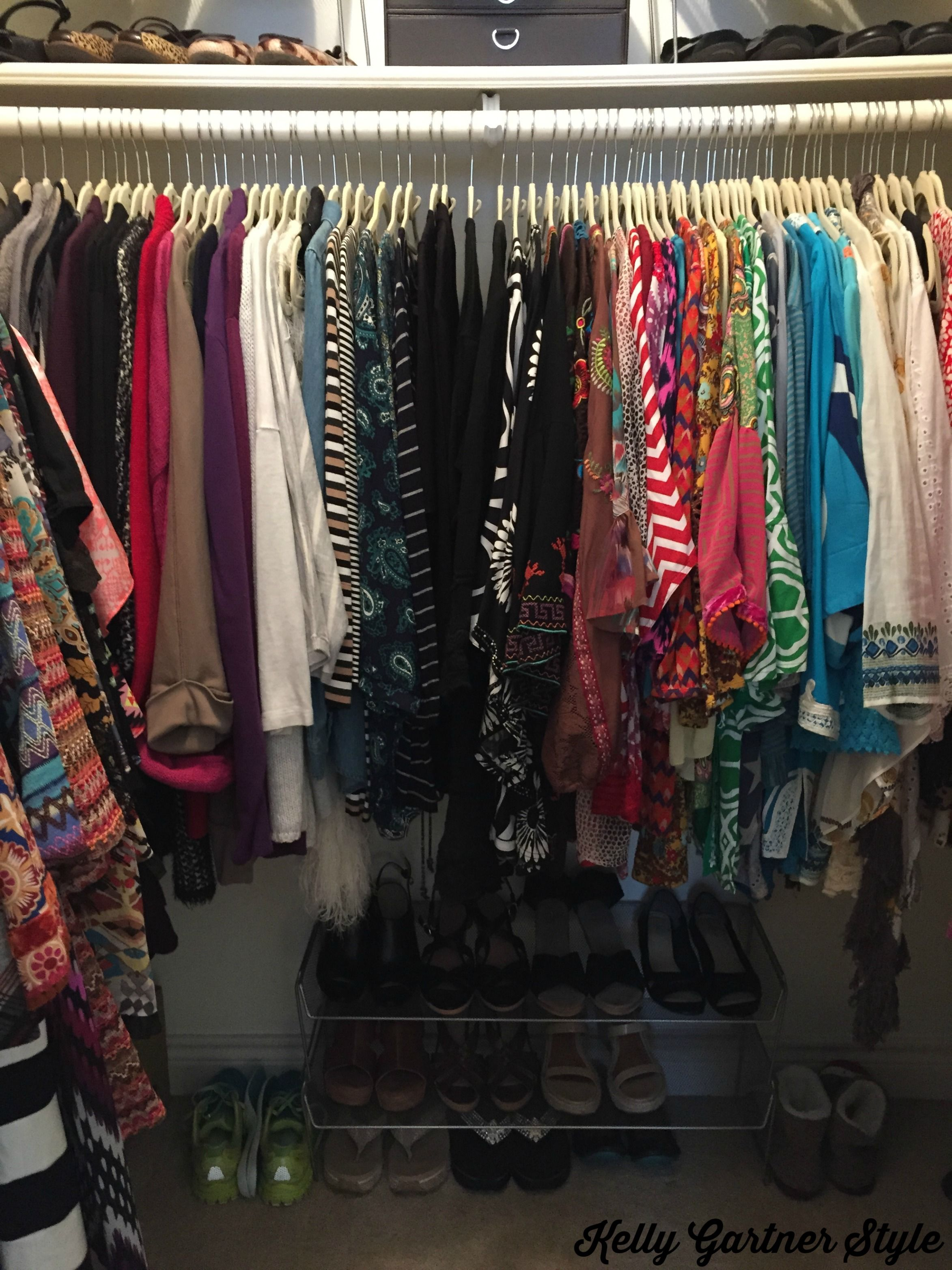Thinking About Decluttering And Organizing Your Closet But Don T Know Where To Being