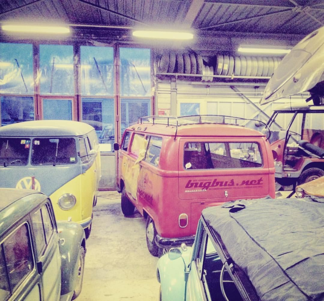 Do you want to sell or buy air cooled VW parts and cars Europe-wide ...