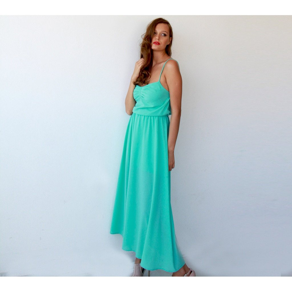 Ballerina mint maxi dress SALE 1004 | Products | Pinterest | Mint ...