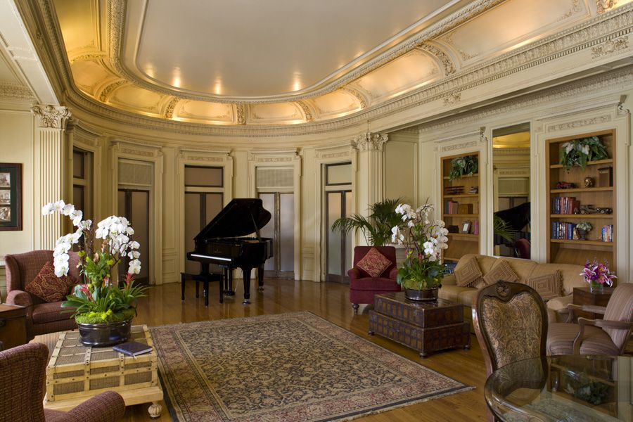 The Music Room is a favorite among our guests!