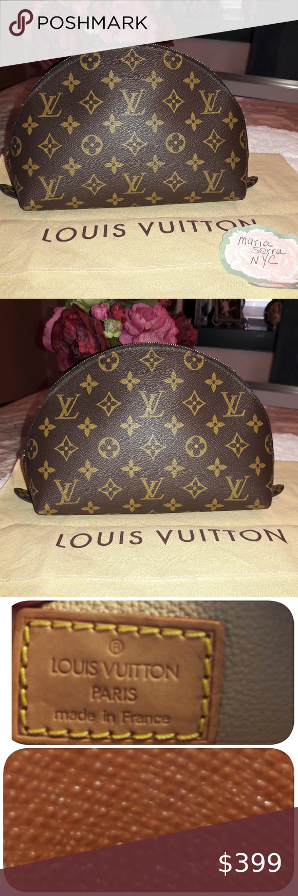 Authentic Louis Vuitton Cosmetic GM size in 2020 Louis