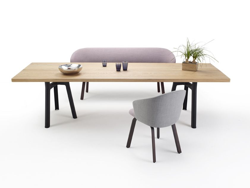 ARCO: NEW Trestle Table By Jorre Van Ast Trestle Table Is The Latest Design  From Jo .   Da Vinci Lifestyle   Worldu0027s Largest Furniture Group   Over 150  ...