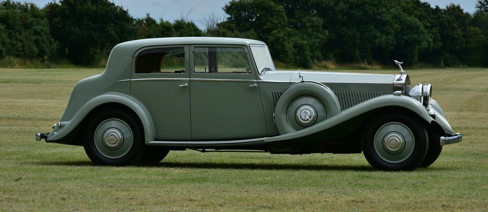 Rolls-Royce Phantom II Sports Saloon (James Young)   Assorted ...