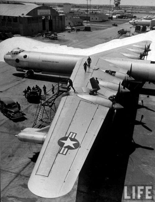 rocketumbl: B-36 at 3Litres12Cylinders