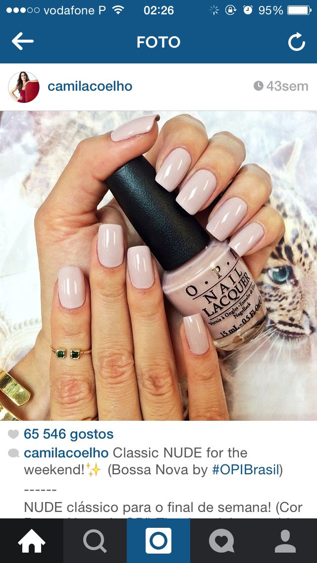 Nails Camila Coelho