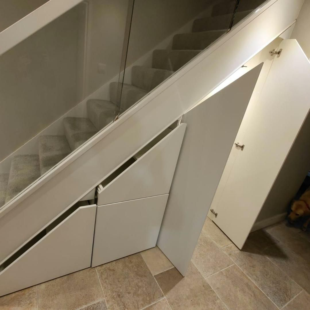 Under stairs storage, solutions, ideas & designs in the UK