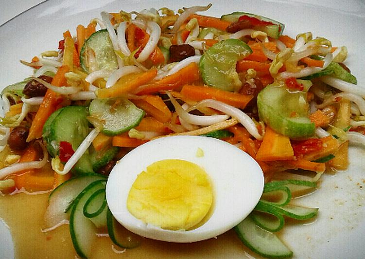 Resep 27 Asinan Sayuran Bikinramadanberkesan Oleh Nana Hanif Resep Sayuran Resep Asam Jawa