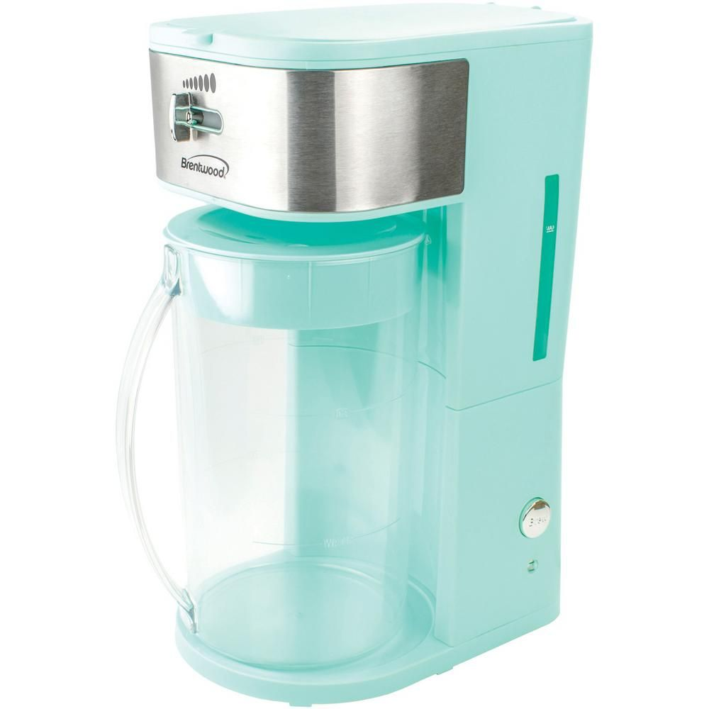 Brentwood 8cup blue iced tea and coffee maker in 2020