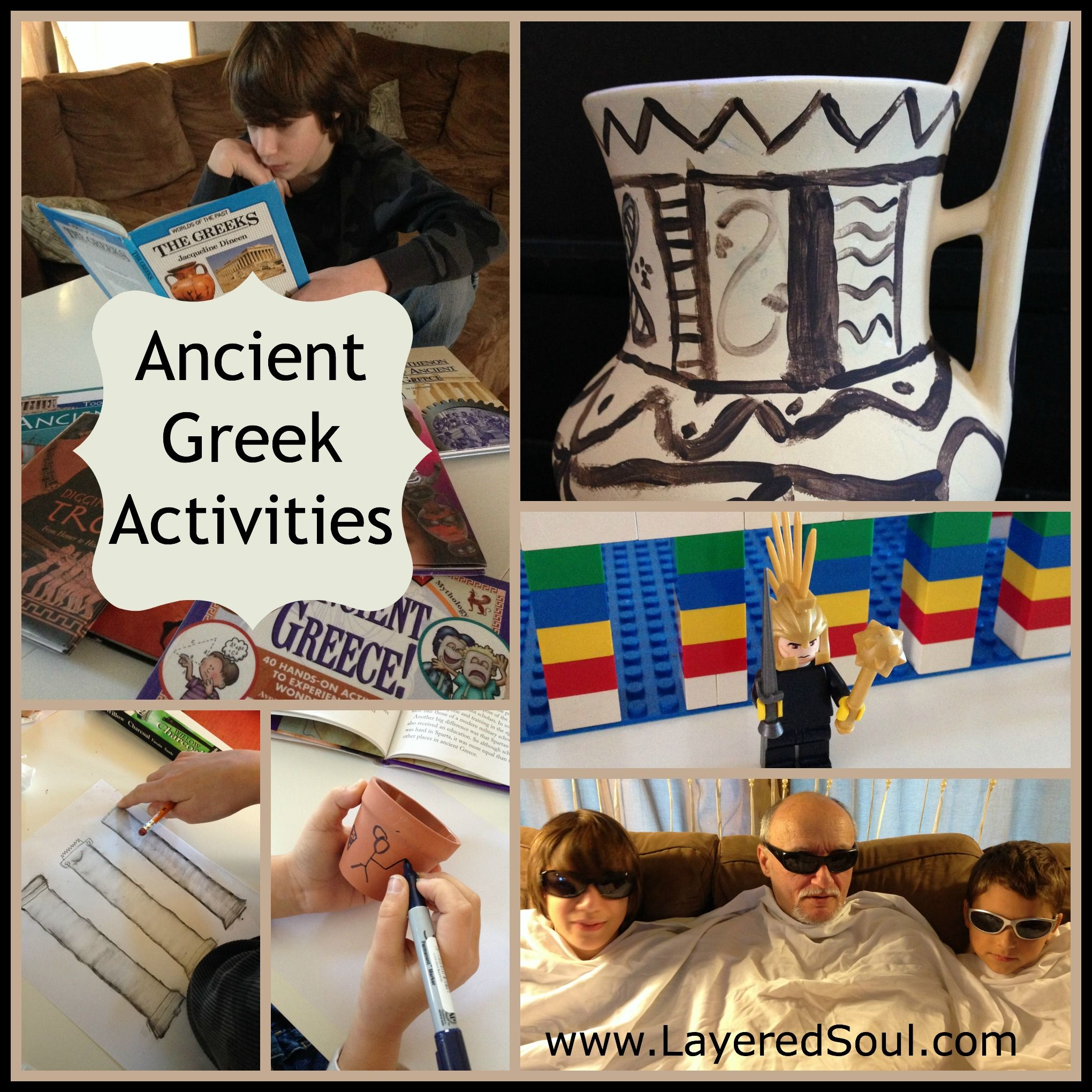 Ancient Greek Activities