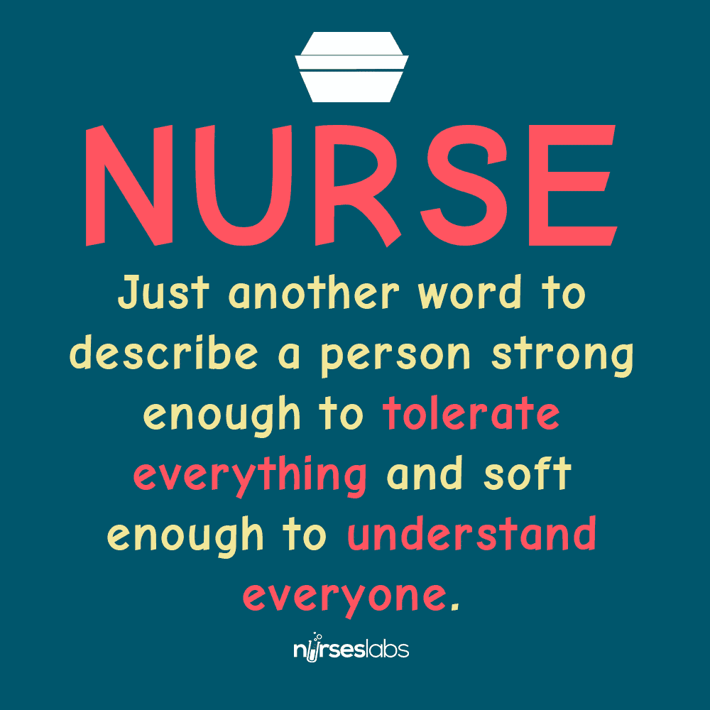 80 Nurse Quotes to Inspire, Motivate, and Humor Nurses 1ea6f58db5980b123453a1477a4ccb1b