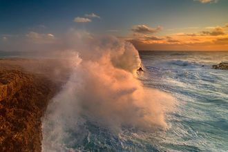 Tidal Waves, Sunsets Fade | Nature photography, Deep ...