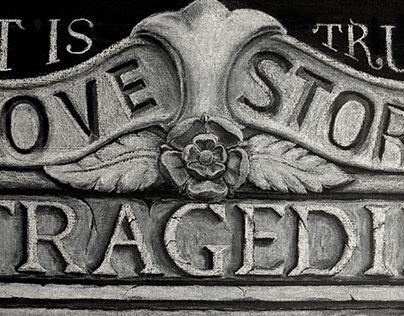 """Check out new work on my @Behance portfolio: """"Chalk lettering"""" http://be.net/gallery/37640433/Chalk-lettering"""