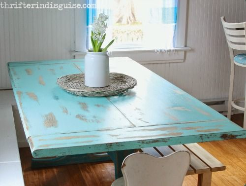 Beachy Kitchen Makeover With Awesome Nautical Lobster Fabric Bar Stools Banquette Table Fabric Bar Stool Old Kitchen Tables